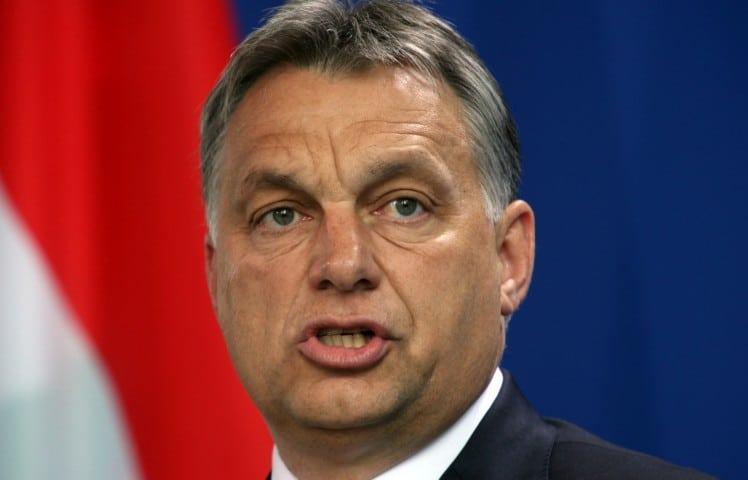 Viktor Orbán geriert sich als europäischer Chef-Zyniker in Flüchtlingsfragen - Viktor Orban - Foto über dts Nachrichtenagentur