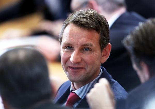 Thüringens AfD-Chef Björn Höcke - Foto über dts Nachrichtenagentur