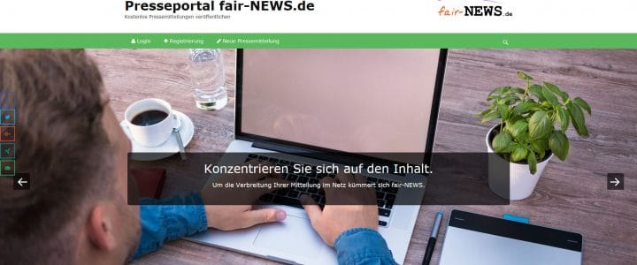 Endlich. fair-NEWS ist mit der neuen Version online.