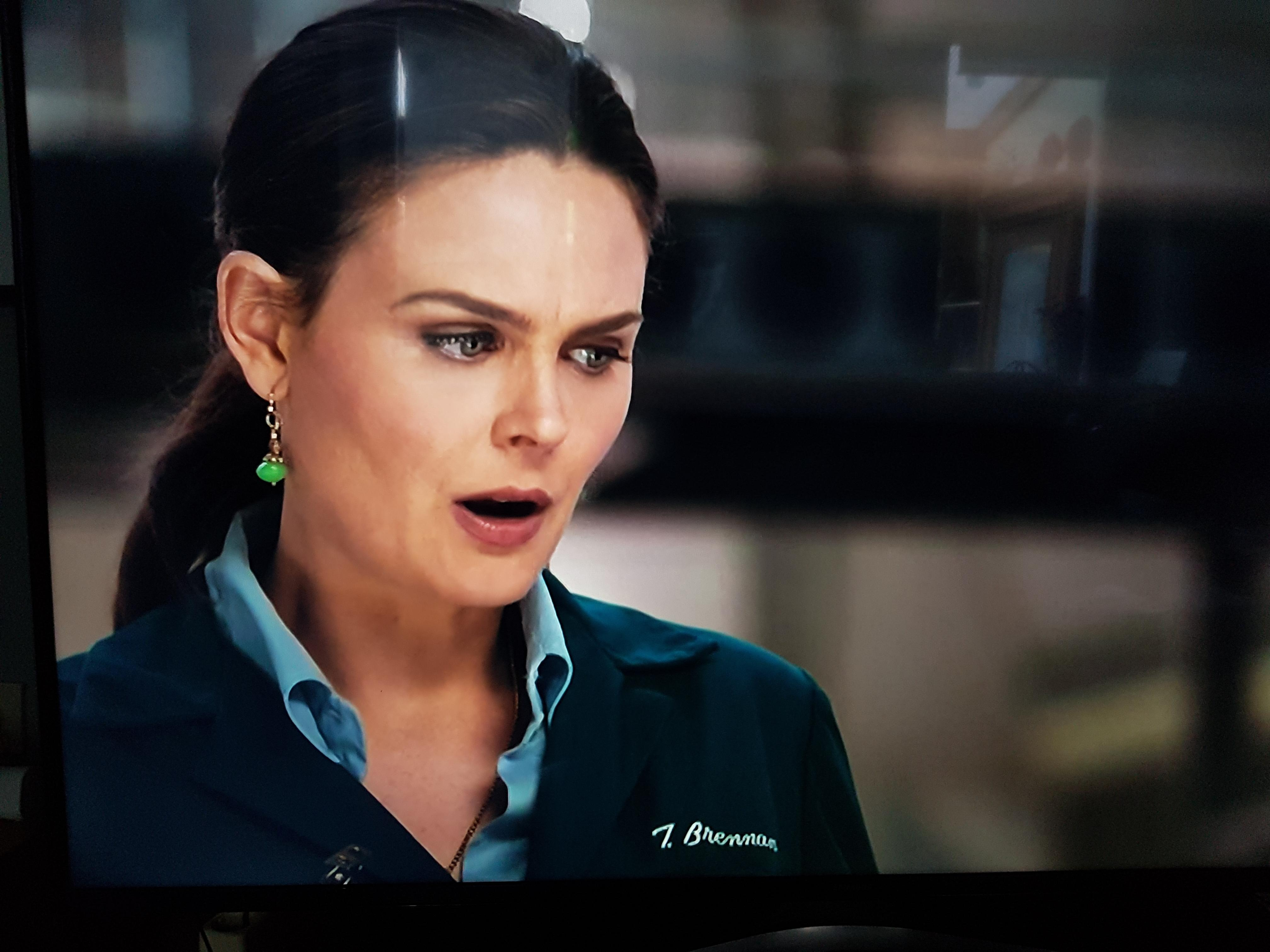 "Emily Deschanel als Dr. Temperance ""Bones"" Brennan"
